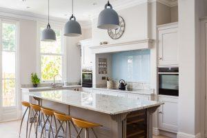 luxury bespoke kitchen, kitchen trends