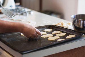 baked Christmas treats